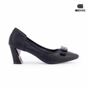 Giày Cao Gót Nơ 5cm GEMIS-GM0028