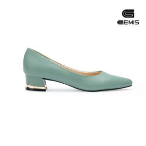 Giày Cao Gót 3cm Mũi Nhọn Gemis - GM00156