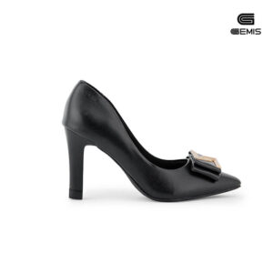 Giày Cao Gót 8cm Nơ Khoá - GM00100