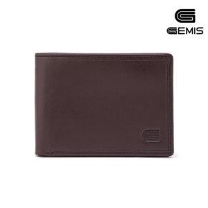 Ví Ngang Da Bò Gemis - GM00045
