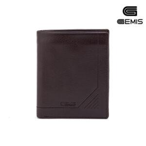 Ví Đứng Da Bò Gemis - GM00044