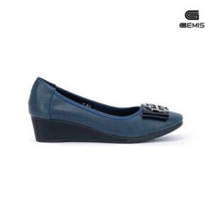 Giày Da Bò Đế Xuồng GEMIS-GM00081