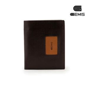 Ví đứng Da Bò GEMIS - GM00077