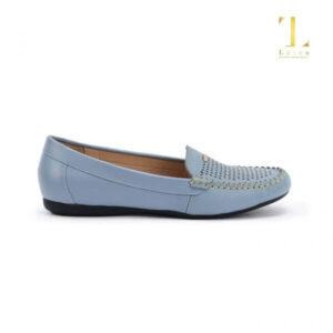 Giày mọi da bò Laze Lutra - 4841