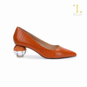 Giày cao gót Moca cao 5cm - 5336