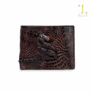 Ví Ngang Da Cá Sấu Lutra - 5538