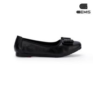 Giày bệt da bò nơ laze - GM00163