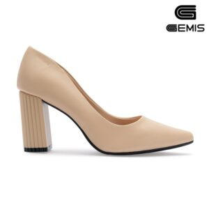 Giày cao gót xọc 8cm Gemis – GM00197