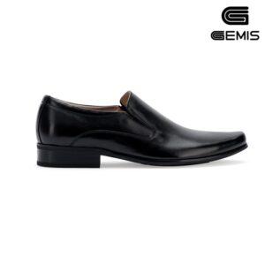 Giày lười nam da bò trơn Gemis- GN00203