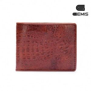 Ví da cá sấu Gemis - 350GM489