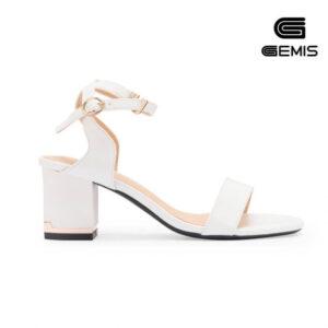 Sandal gót vuông 5cm Gemis - GM00215