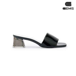Guốc cao gót mũi vuông 5cm GEMIS - GM00260
