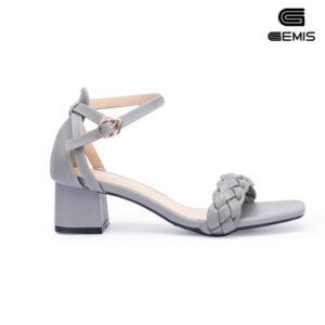 Sandal cao gót 5cm Gemis - GM00263