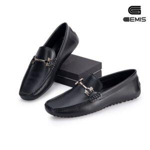 Giày mọi nam da bò GEMIS - GN00180 Xưởng Giày 04